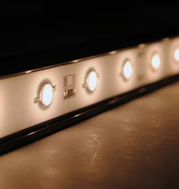 LEDBAR PRO 50cm - bianco caldo IP68 impermeabile 12W 24V