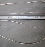 IP68 Waterdichte LEDBAR PRO 50cm Wit 12W 24V