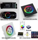 Bande LED RVB Multicolore 60 LED / m Kit