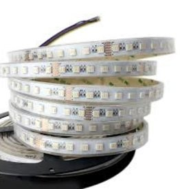 Tira LED Flexible 60 LEDs/m RGB-CCT Solo Chip impermeable - por 50cm