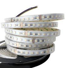 LED Streifen 60 LEDs/m RGB-CCT 5 in 1 chip Wasserdicht - je 50cm