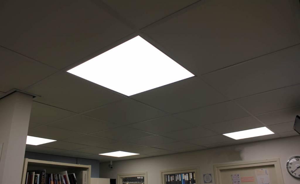 60x60cm LED Paneel Wit 4000K 48W