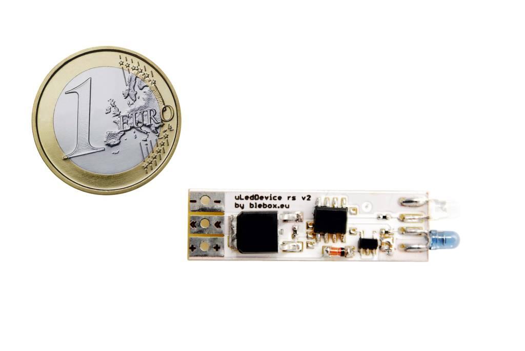 Motion sensor for LED strip
