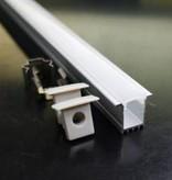 Aluminium profiel 1009 - 1 Meter