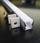 Perfil de aluminio 1010 - 1 Metro