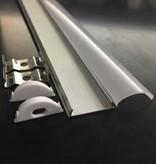 Profilo in alluminio 1806 - 1 Metro