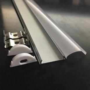 Aluminium profiel 1806 - 1 Meter