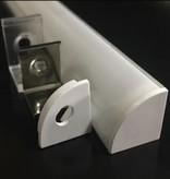 Aluminium Eckprofil 1616A - 1 Meter