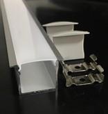 Aluminiumschiene 3020 - 1 Meter