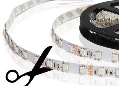 Tiras de LEDs flexibles