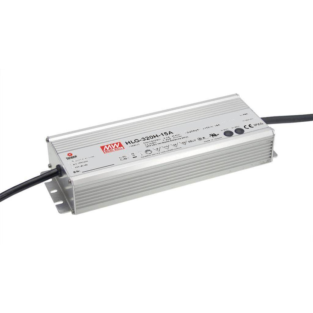 Meanwell Power supply 480 Watt Waterproof HLG-480H-C2100AB