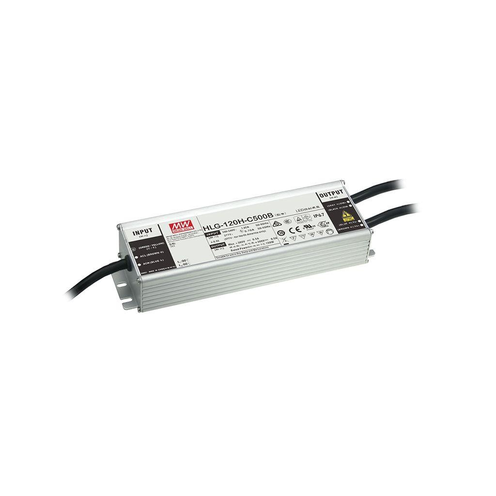 Meanwell Alimentazione 120W Impermeabile HLG-120H-54AB