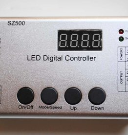Digital LED Strip Controller with Editing Software