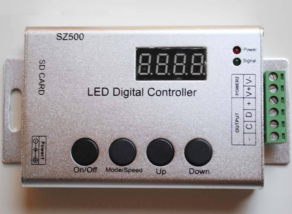 Controlador para Tira LED Digital con software de edición