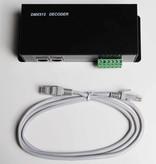 DMX RGB Decoder