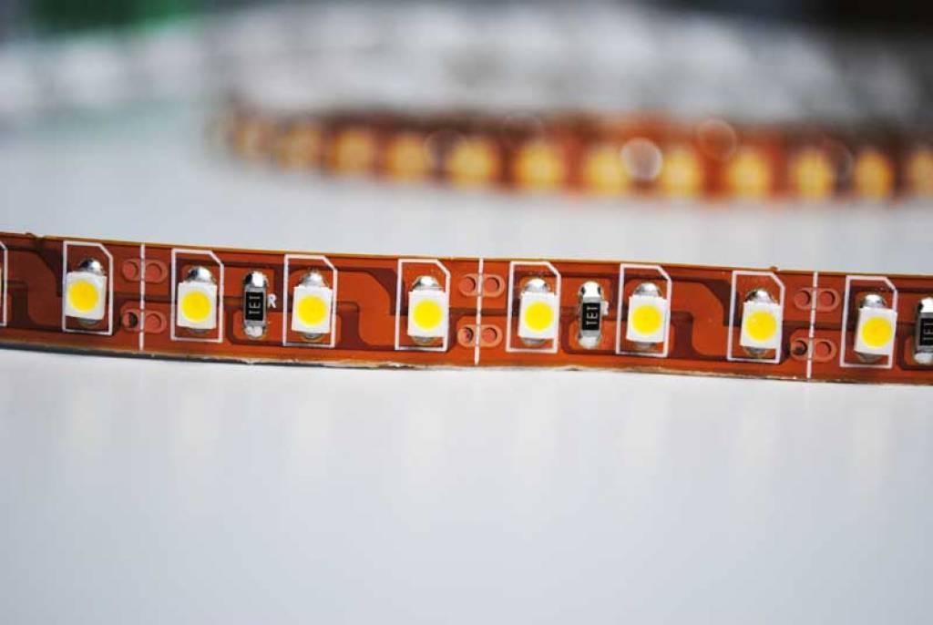 LED Strip flexible 120 LED/m Blue - per 50cm