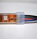 Striscia Luminosa a LED 60 LED/m RGB impermeabile (IP68) - per 50cm