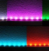 RGB Multicolor 30 LED / m Komplett