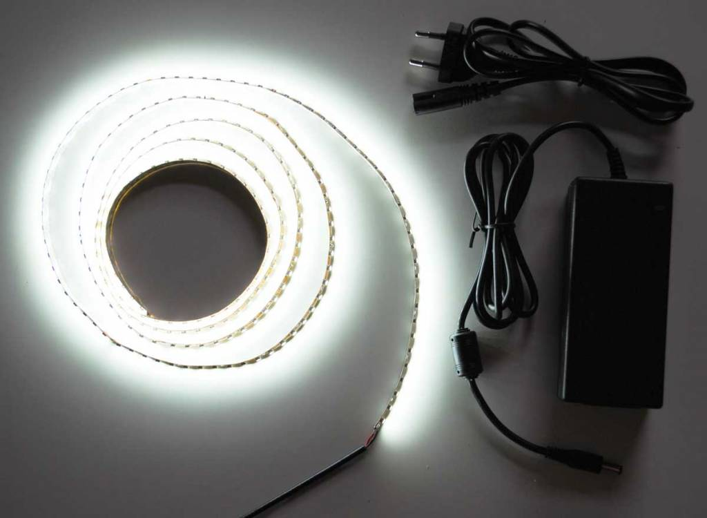 LED Strip Set Wit 120 LED/m