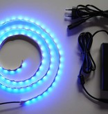 Blue 60 LED/m Complete