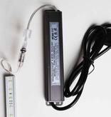 LED bar 1 Meter Warm White 5050SMD 14.4W
