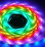 Striscia LED Digitale 5 Metri Set completo