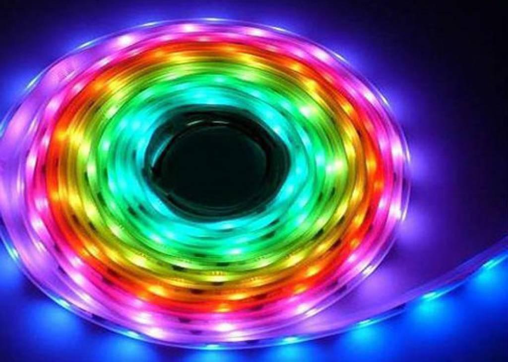Bande LED numérique 5 Mètres ensemble complet