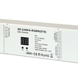 DALI DT8 RGBW LED Dimmer SR-2309FA RGBW