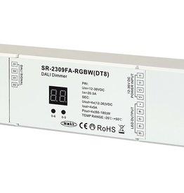 DALI DT8 RGBW LED Streifen Controller SR-2309FA RGBW