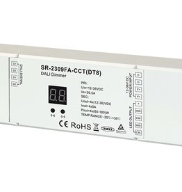 DALI DT8 Single Color LED Strip Controller SR-2309FA-DIM
