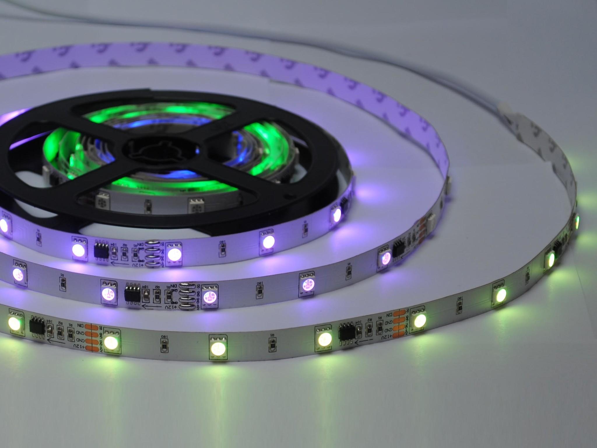 Digital LED Strip IC1903 WS2811 WS2812