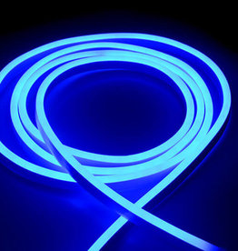 LED Neon Flex Blauw - 120 LED/m IP67 - per 50cm