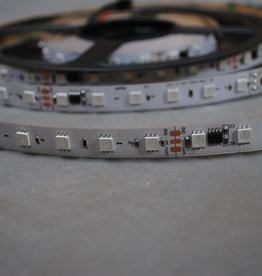 LED Strip 60 LED/m 10px/m RGB Digitaal - per 50cm