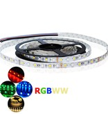LED Strip Flexibel RGB-WW 4 in 1 chip 60 LEDs/m per 50cm