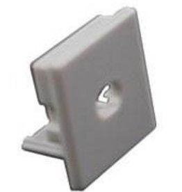 Tapa de extremo para perfil cuadrado