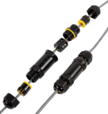 Kabelverbindung IP68 3-polig