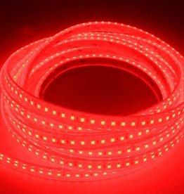 LED Strip Rood 120 LED/m Waterdicht - per 50cm
