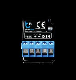 Controlador pixelBox digital con WiFi