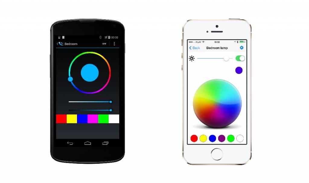 wLightBoxS WiFi Smart Home einfarbiger LED-Streifendimmer