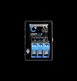 wLightBoxS WiFi Smart Home Gradateur de bande LED unicolore