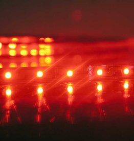 LED en bande - Rouge - par 50cm