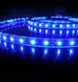 Striscia LED Blu Impermeabile - per 50cm