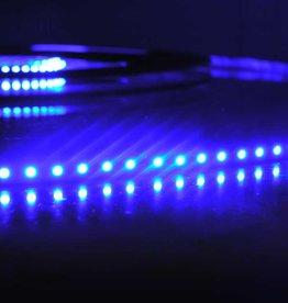 LED en bande 120 LED/m Bleue - par 50cm