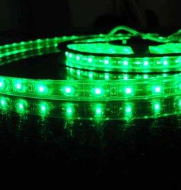 LED Strip Green Waterproof - per 50cm
