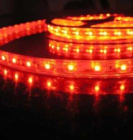 LED en Bande Étanche Rouge par 50cm