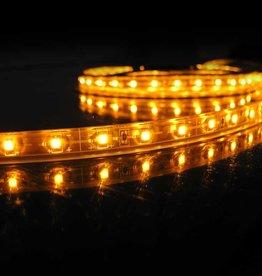 LED en Bande Étanche Jaune par 50cm