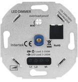 Gradateur LED 3-350W 220-240V - Coupure de Phase