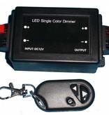 LED-Dimmer mit Fernbedienung.