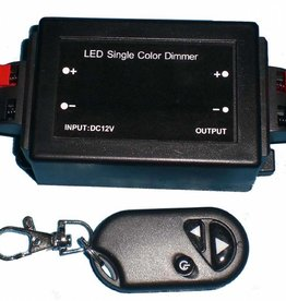 LED Dimmer with remote