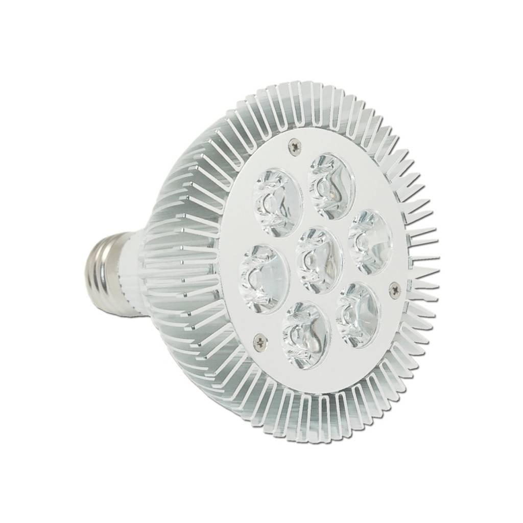 Lámpara LED E27 PAR30 - 7 Vatios